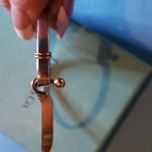 T&CO bangle bracelet